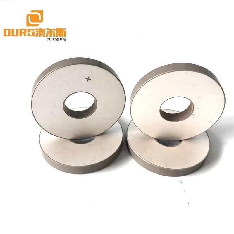 20KHZ PZT-4/pzt-8 Piezo Ceramic Ring Ultrasonic Distance Sensor Piezoelectric Wafers Materials Transducer Piezoceramic Kits