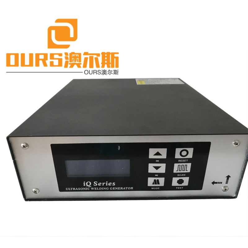 1500-2000w Hotselling 20KHz Ultrasonic Welding Generator with Transducer and Horn for the nonwoven fabric mask welding machine