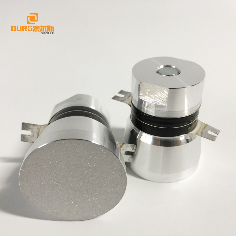 50W 40KHz Ultrasonic Transducer Ultrasonic Cleaning Sensor For Ultrasonic Immersible Cleaning Tank