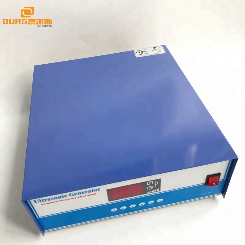 300W High frequency175-200khz Industry Ultrasonic Cleaning generator
