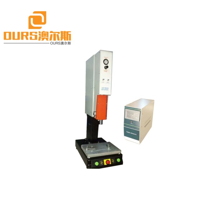 1000w -2000w Ultrasonic Booster Welding Machine standard size medical logo welding face-mask 110MM making machine