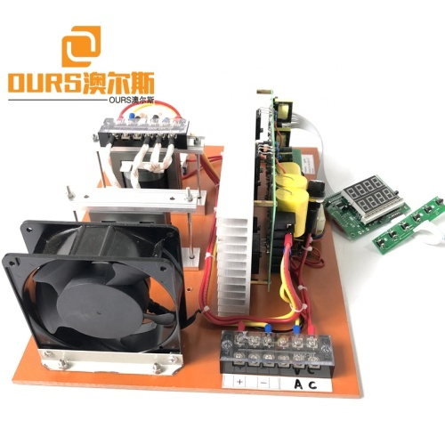 With Sweep Function Ultrasonic Vibration Wave Generator/Circuit Power Supply 2400W 28K/40K Optional As Dishwasher Driver