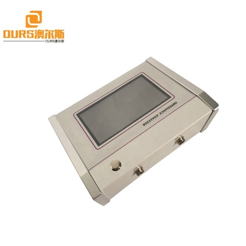 Vibration Frequency Sensor Ultrasonic Components Measuring Instrument With High-Precision Admittance Map
