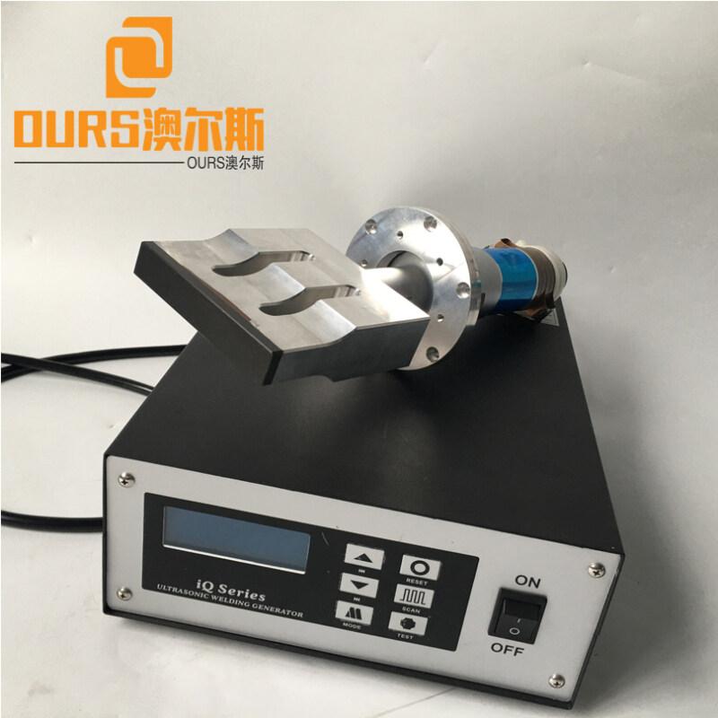 20KHZ Frequency 2000W Power Ultrasonic Welding generator welding ultrasonic piezoelectric transducer