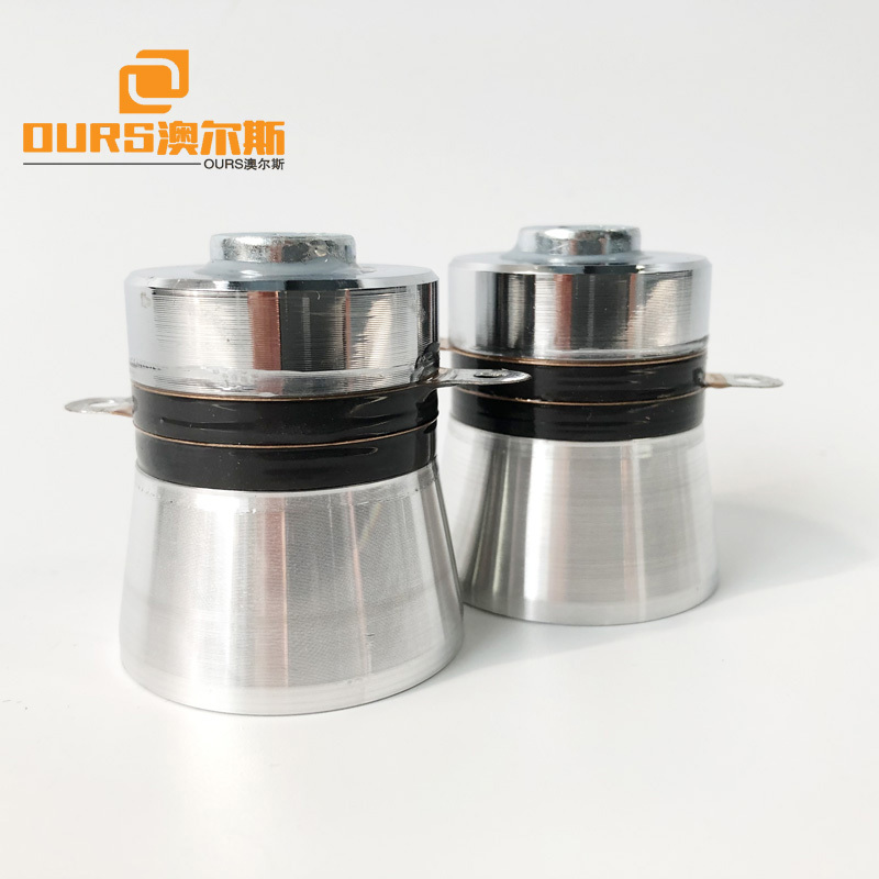 160KHz 50W High Frequency Ultrasonic Piezoelectric Transducer For Ultrasonic Cleaning Parts