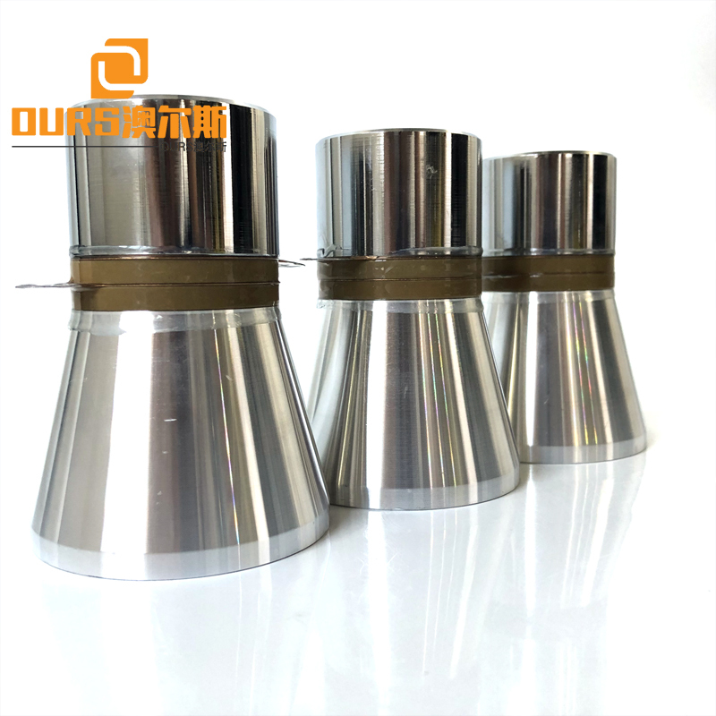 Factory Direct Sales 20KHZ 100Watt Ultrasonic Vibrator Sensor As Submersible Industrial Cleaner Tank Parts