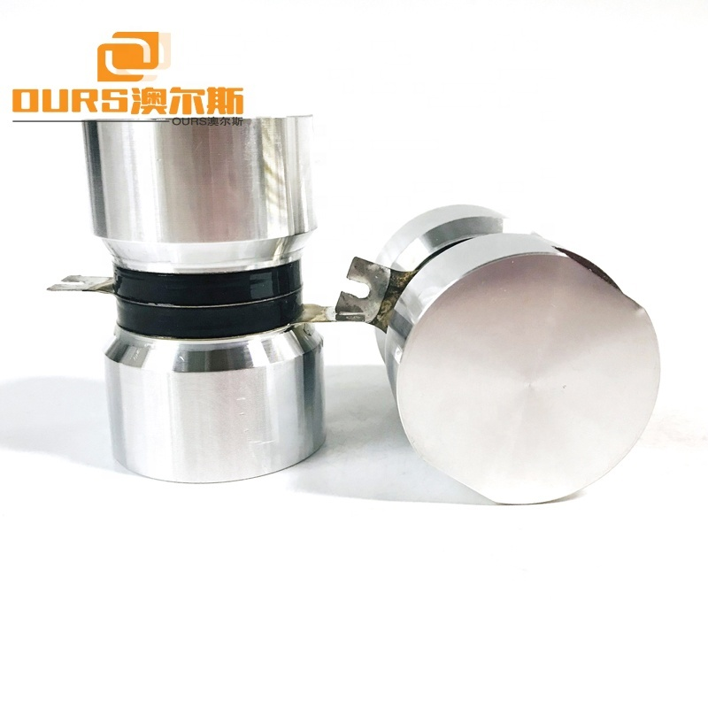 High Frequency 170KHz Ultrasonic Cleaning Transducer For Industry Ultrasonic Cleaning Machine