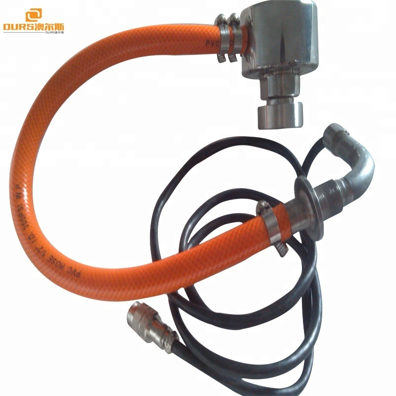 100W/33khz Ultrasonic vibration transducer ultrasonic sieve cleaning system price  including generator