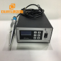 20khz Ultrasonic Plastic Welding With High Accurate And High Tightness For Electronics Component