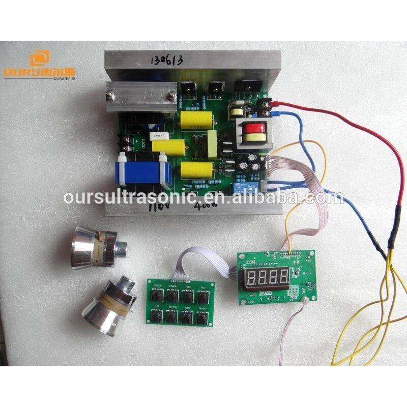 50W-3000W17khz-200khz Ultrasonic Generator PCB CE&FCC
