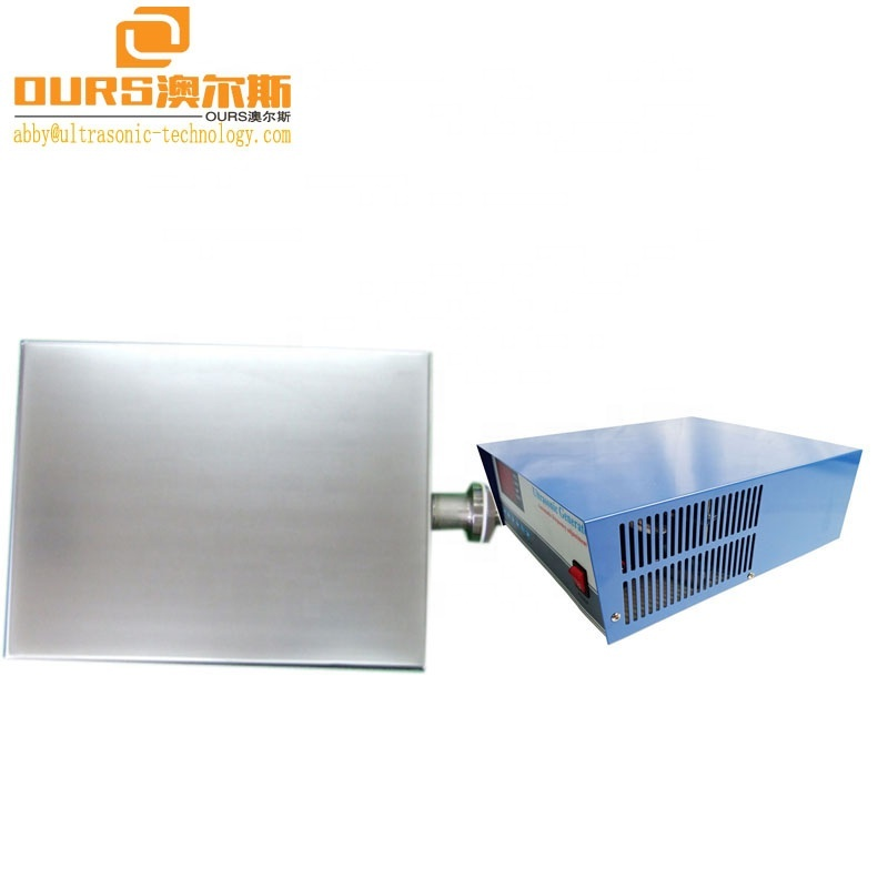 300W-7000W Submersible Ultrasonic Transducer Pack Power Ultrasonic Cleaning Equipment