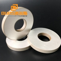 Wholesale 50x20x6mm Ring Type Ultrasonic Piezo Ceramic Element Ultrasonic Mask Sealer Transducer Material
