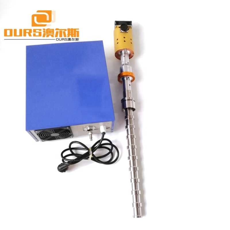 Immersible Ultrasonic Vibraiotn Rod 20KHz 1000W Ultrasonic Liquid Processor For Mixing/Stirring Equipment