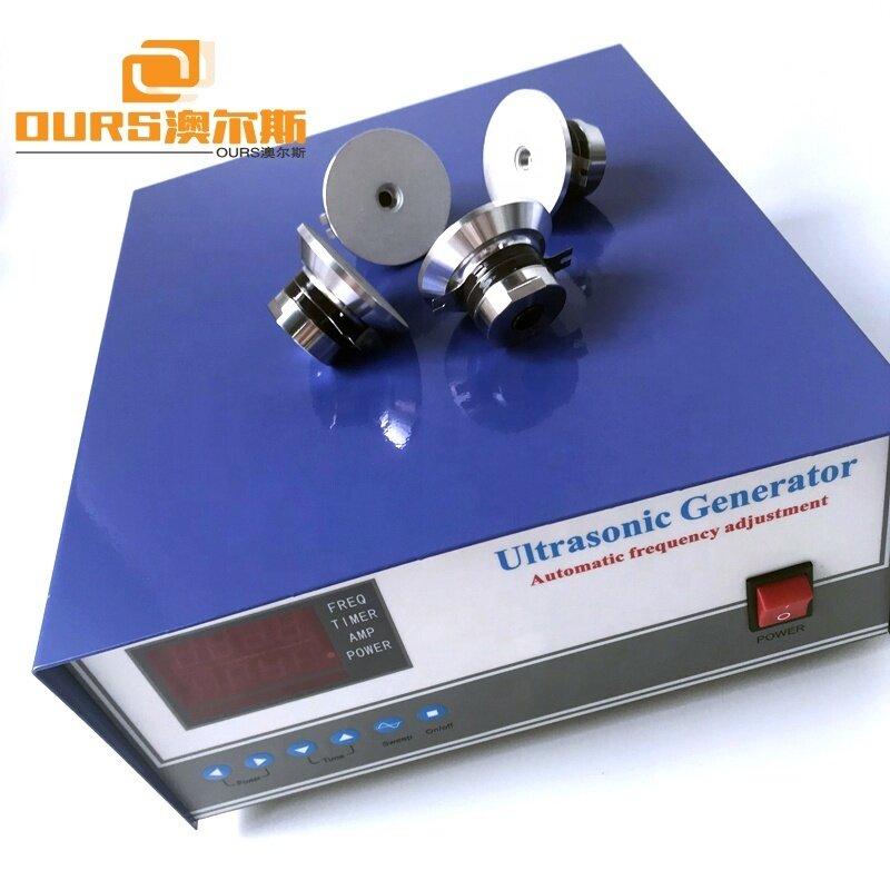 1200W High Power Ultrasonic Frequency Generator 28/33/40KHz Multi Frequency Ultrasonic Generator For Cleaning