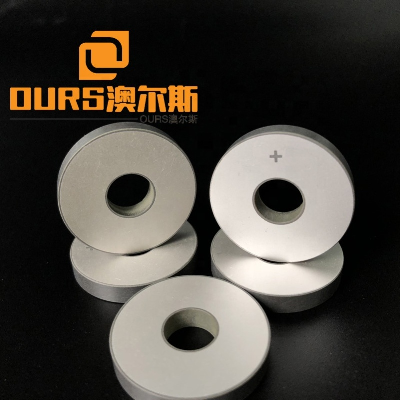 50x20x6.5MM Ring Piezoelectric wafer ceramic  for welding,cutting ,ultrasonic welder transducer