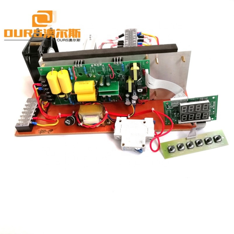 20-40KHz Economic Utility Type Frequency Adjustment Ultrasonic 1800W Generator Control Board From China Supplier