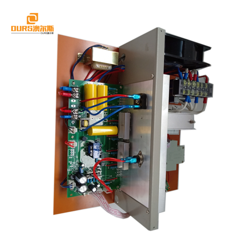 1000W PCB ultrasonic cleaning generator ,Ultrasonic generator PCB frequency and current adjustable