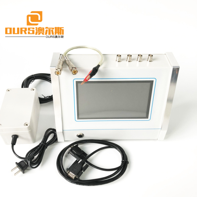 Ultrasound Impedance Graphic Analyzer For Ultrasonic Transducer Vibration Sensor Frequency testing