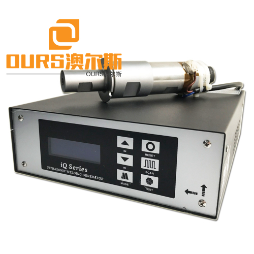 15khz ultrasonic welding generator for Nonwoven Face Mask Includes welding horn transducer 2000w