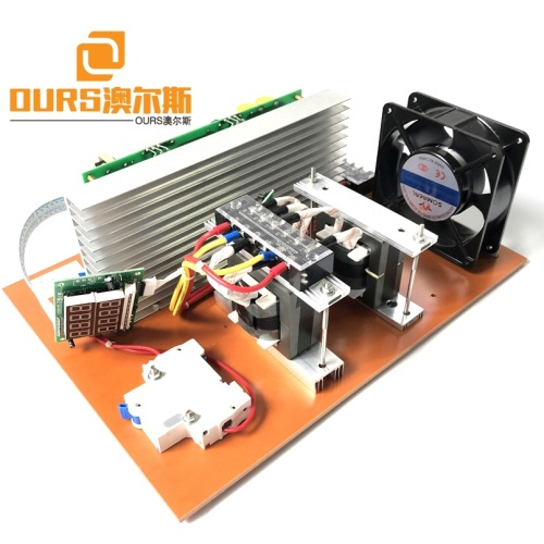 300W To 3000W Different Power Industry Cleaner Ultrasonic Generator PCB/Ultrasonic Power Engine 20K-40K Optional For Cleaning