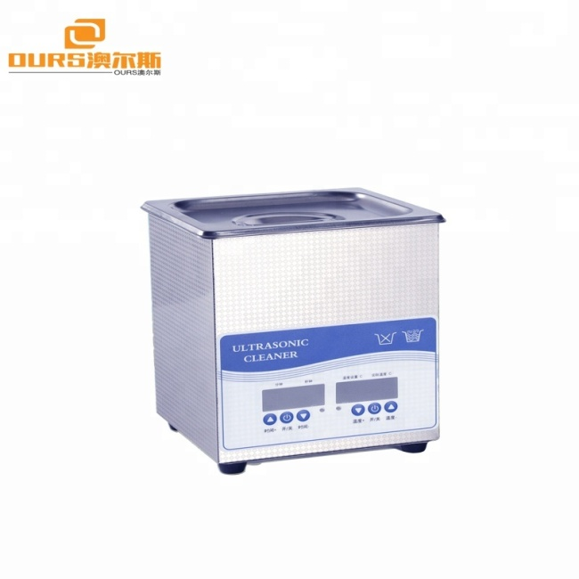 2L Desktop jewelry Digital Industrial Ultrasonic Cleaner machine