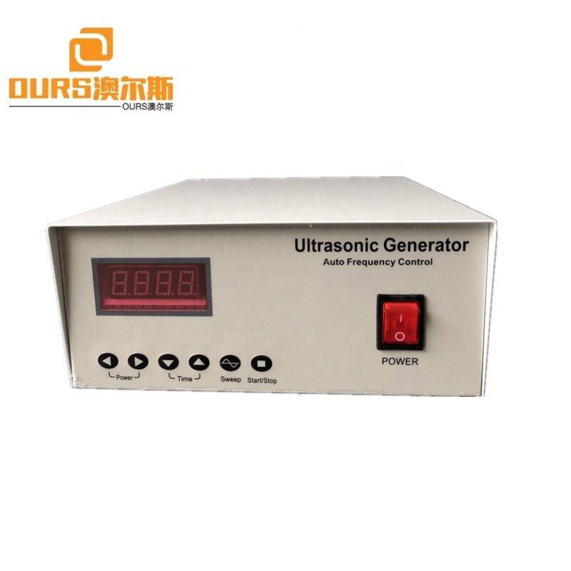 Industry Vibration Screen Module Ultrasonic Vibration Transducer And Ultrasonic Generator 200W For Graphite Screening