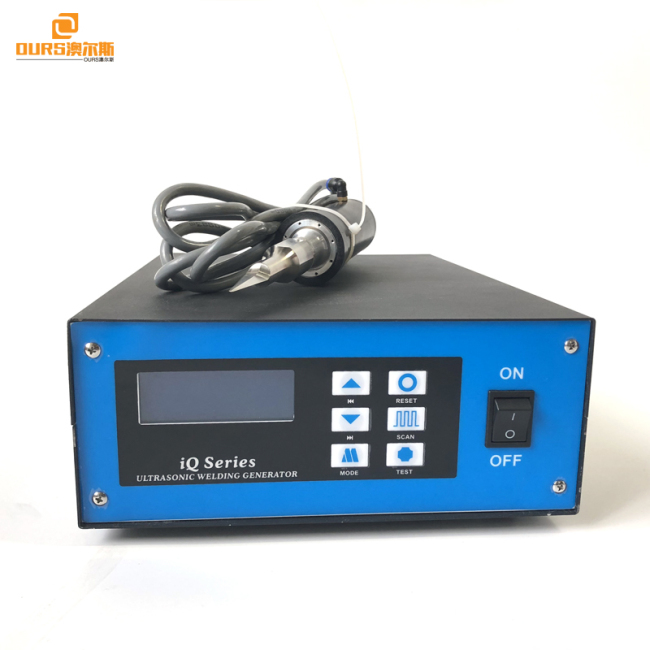 Ultrasonic cutting knife and ultrasonic generator 20khz/28khz/40khz/35khz for industry plastic