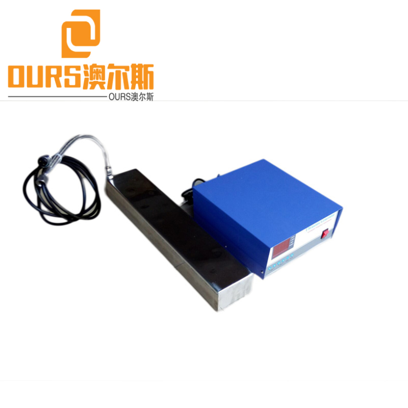 1000 Watt Immersible Ultrasonic Generator And Transducer 28khz/40khz Stainless Steel  for ultrasonic cleaner