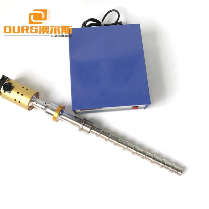 20KHz Ultrasonic Homogenizer Probe Liquid Processor Reactor Used For Extract Liposomal
