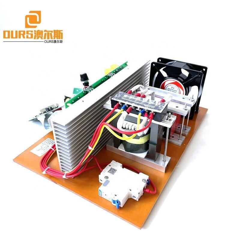 Factory Durable Ultrasonic Generator Circuit Board 40KHZ 300Watt As Dishwasher Cleaner Tank Transducer Driving Power