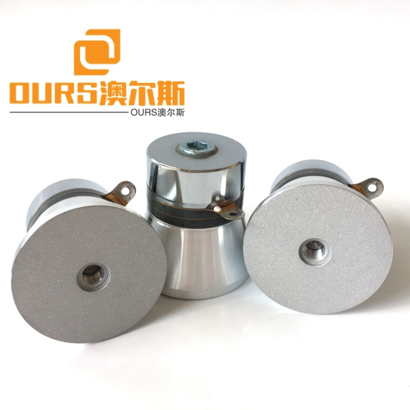 Factory Product 40khz 60W P8 or P4 Ultrasonic Piezoelectric Transducer For Washing Vegetables