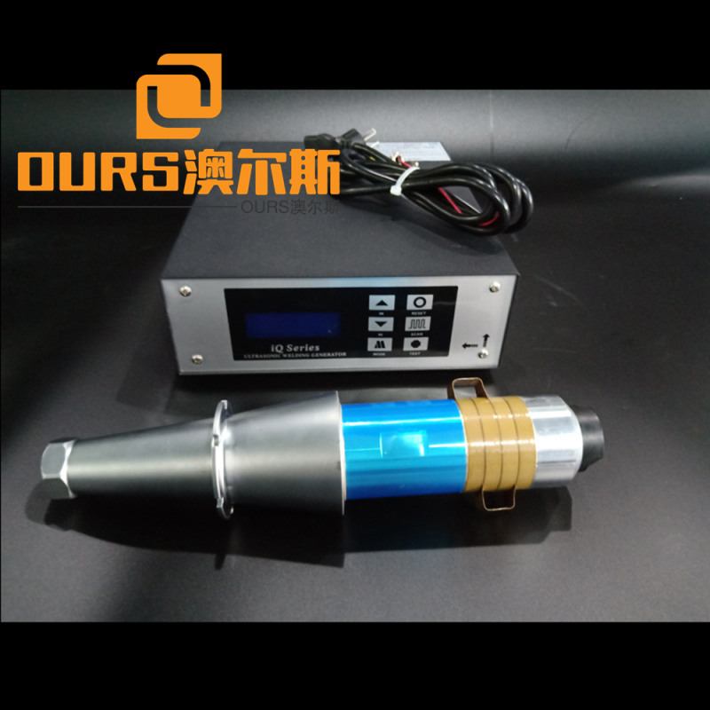 2000W / 20kHz Digital ultrasonic welding generation in ABS / PC / PMMA / PP / PE / POM plastic welding machine