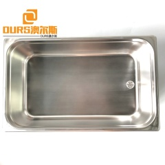 Washer Disinfector Ultrasonic Cleaner Medical Industry Solution 22Liter Ultrasonic Transducer Cleaner Bath