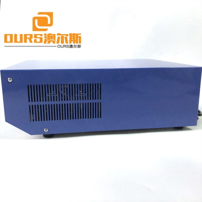 28K/60K/70K/84K Multi Frequency Ultrasonic Signal Power Generator Ultrasound Industrial Washing Generator With Digital Display