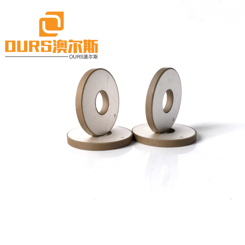 Factory direct supply 50X20X6mm Material pzt piezo ceramics for  ultrasonic cutting transducer