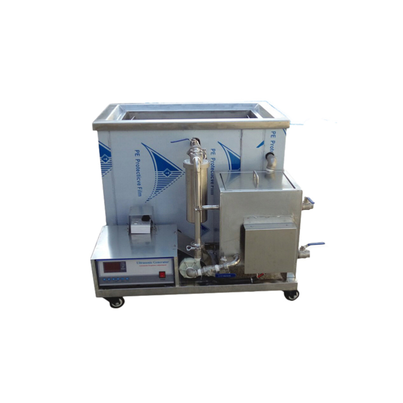 28K-40K Ultrasonic Cleaning Equipment Oil Filter Ultrasonic Cleaner As Industrial Strainers Metal Parts Oil And Rust Filters