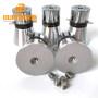 25KHZ 60W PZT4 Ultrasonic Transducer Ultrasonic Piezoelectric Transducer Cleaner