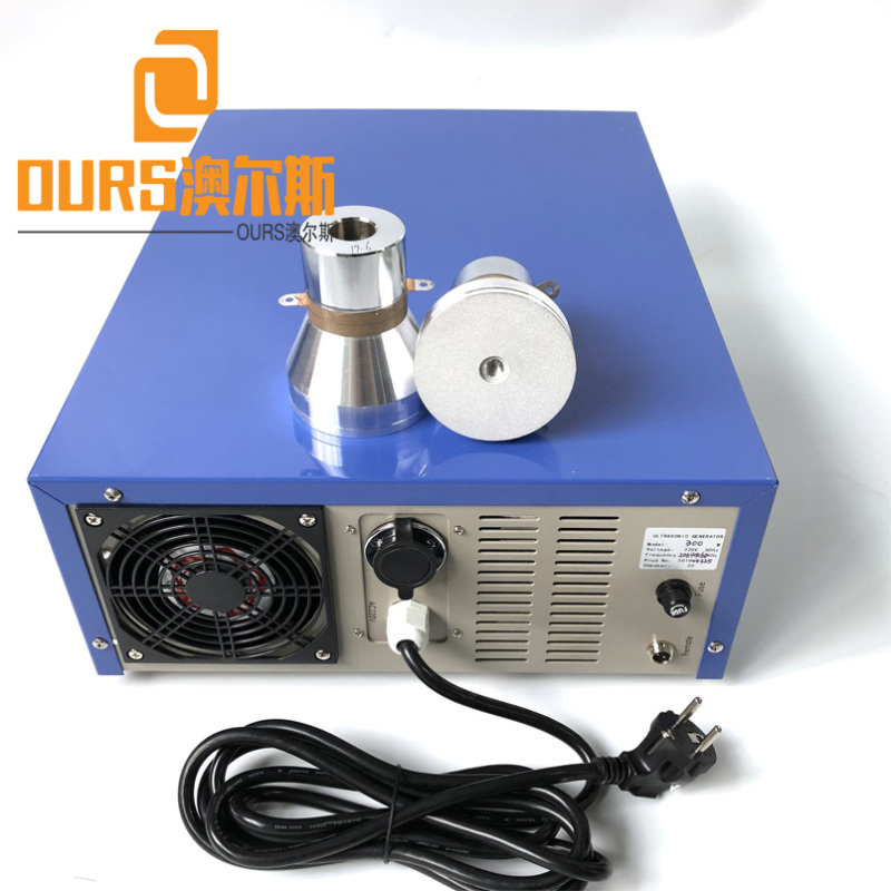 25khz/45khz/80khz Multi-Frequency Pulse Ultrasonic Cleaner Generator For Ultrasonic Washing