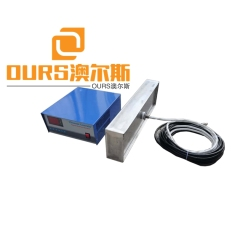 28KHZ 7000W Custom Size Stainless Steel Waterproof Ultrasonic Transducers For Cleaning Carburetors
