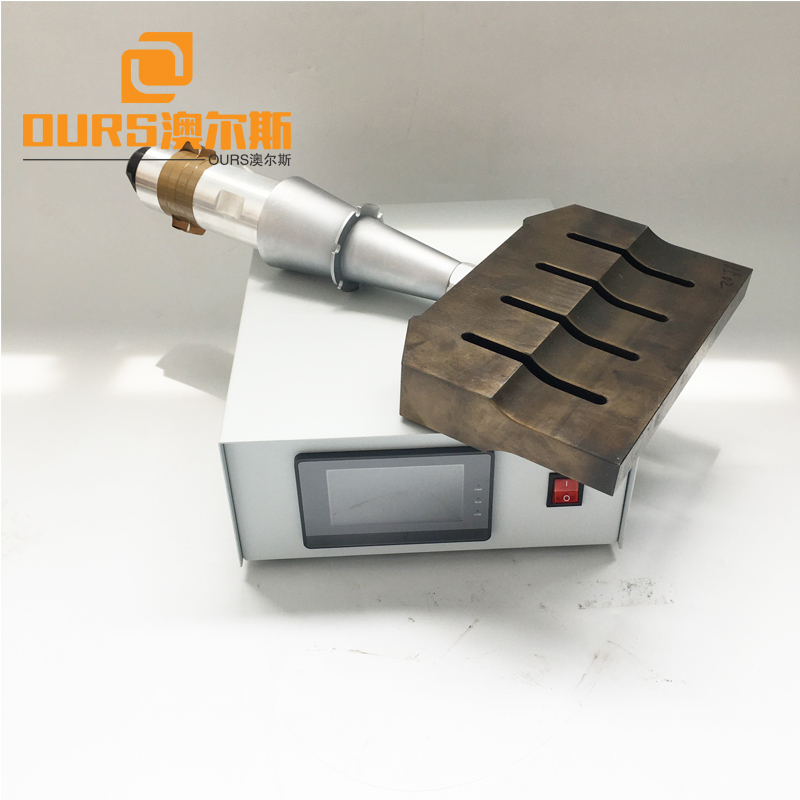 15KHZ 2600W High Performance and High Power Ultrasonic Welding Accessories welding oscillator and horn