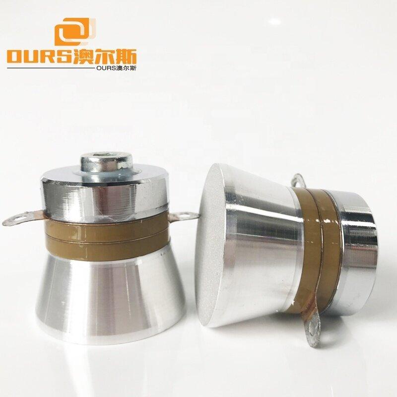 60W Ultrasonic Cleaning Transducer 40KHz Piezoelectric Ceramic Ultrasonic Transducer