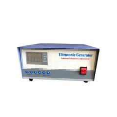 Intelligent ultrasonic generator for ultrasonic cleaning system