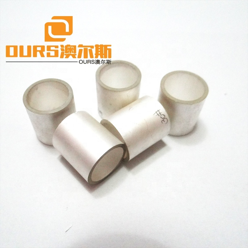 High Efficiency Piezoelectric Ceramic Material, Piezoceramic Tube 3x2x6mm Piezoelectric Ceramic Element