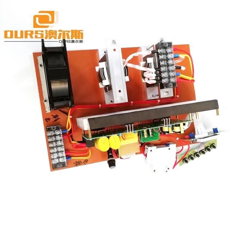 20/28/33/40KHz Ultrasonic Generator Driver PCB Board 300W Ultrasonic Cleaner Power Driver Board