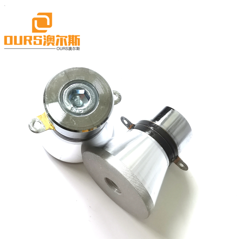 28khz 60w pzt4 Ultrasonic Sensor For Cleaning Textile Spindles/Spinnerets
