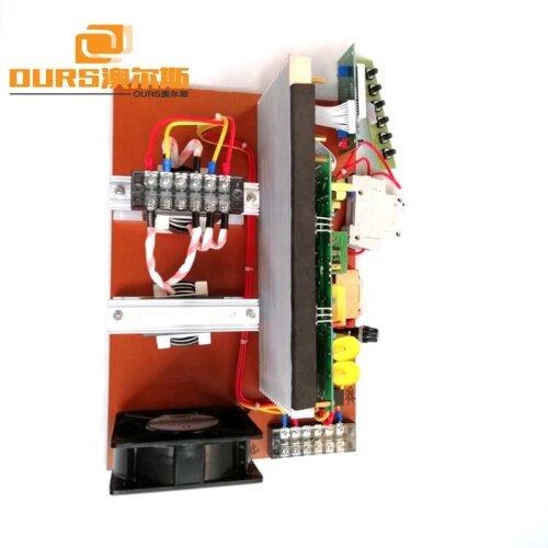 28KHz/40KHz Ultrasonic Frequency Generator Moduls For Industrial Ultrasonic Cleaning Tank