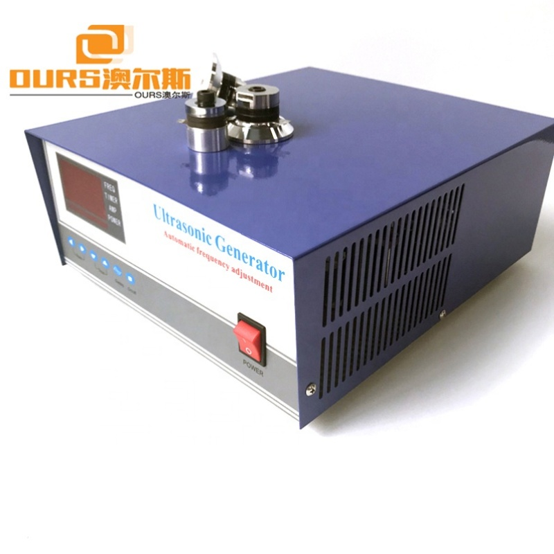 20KHz/28KHz/33KHz/40KHz/80KHz/100KHz/120KHz/135KHz Ultrasonic Frequency Generator
