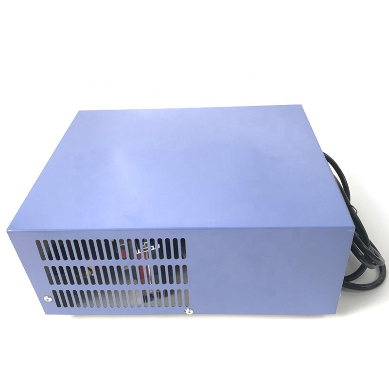 High Frequency 80KHZ Digital Ultrasonic Cleaning Generator Industry Cleaning Bath Ultrasonic Power Generator With Power Adjust
