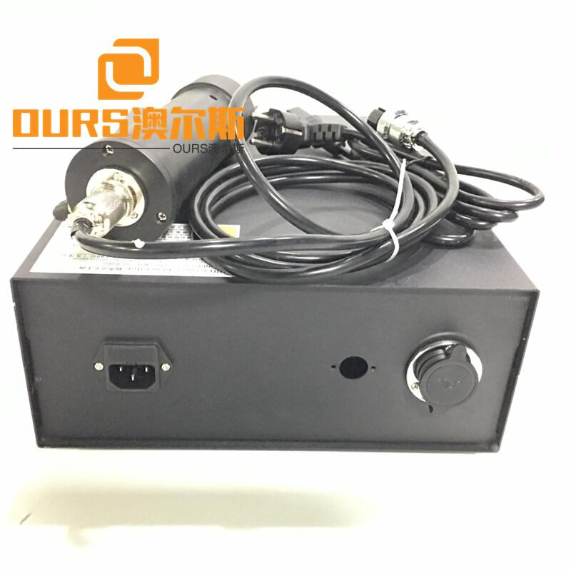 20khz Hand type ultrasonic generator 2000w Plastic box welding