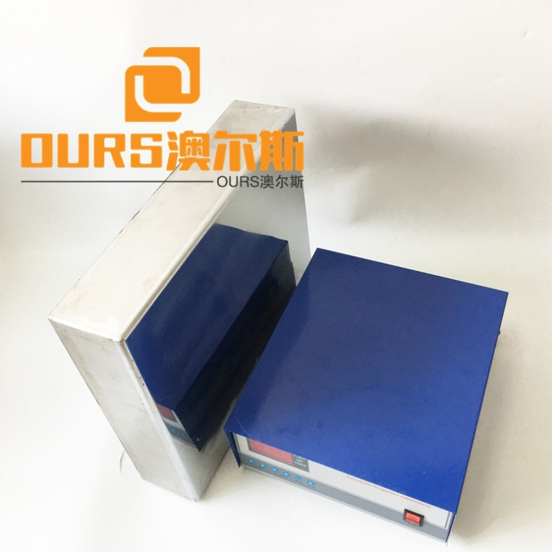 28KHZ 5000W High Power Ultrasonic Transducers With Vibrating Plate For Cleaning Tools